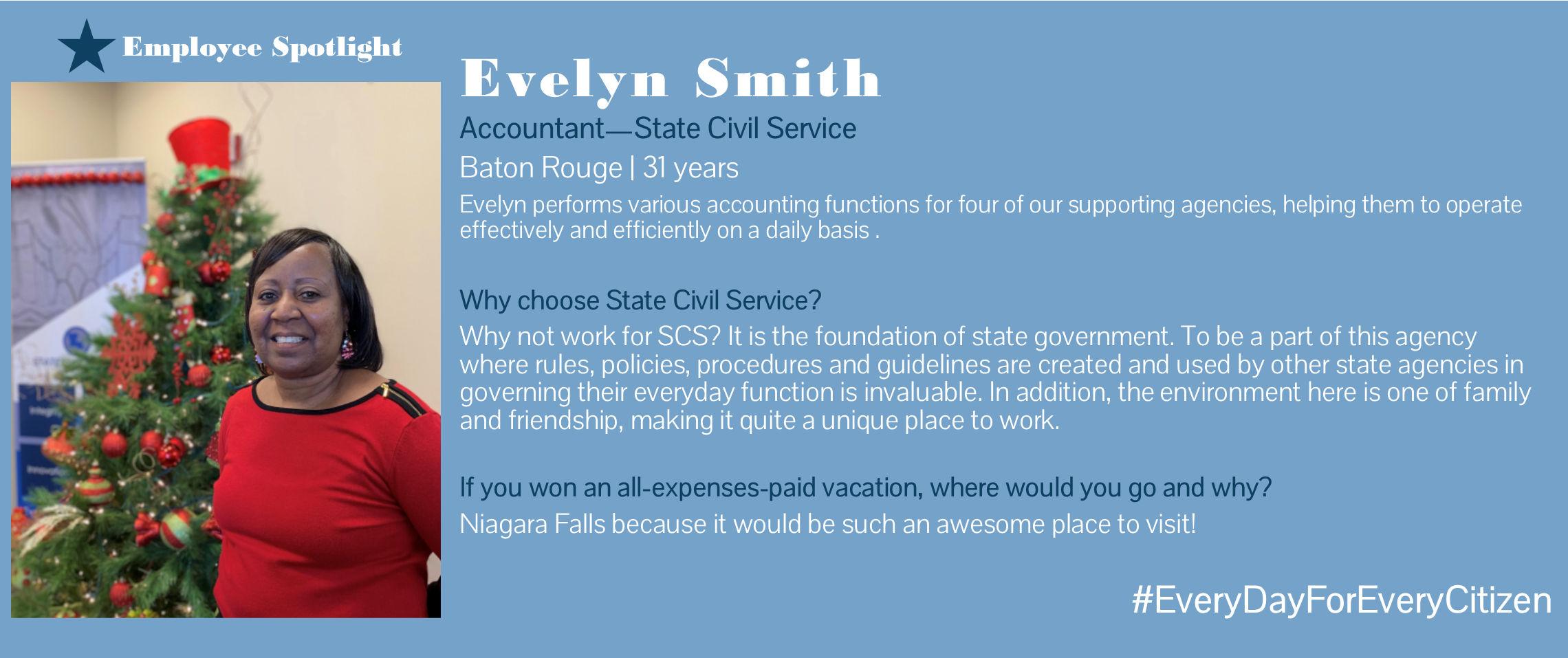 Louisiana Department of State Civil Service